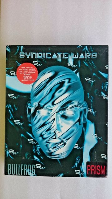 Dark Omen / Syndicate Wars PC: Windows, 1997 - Big Box Edition